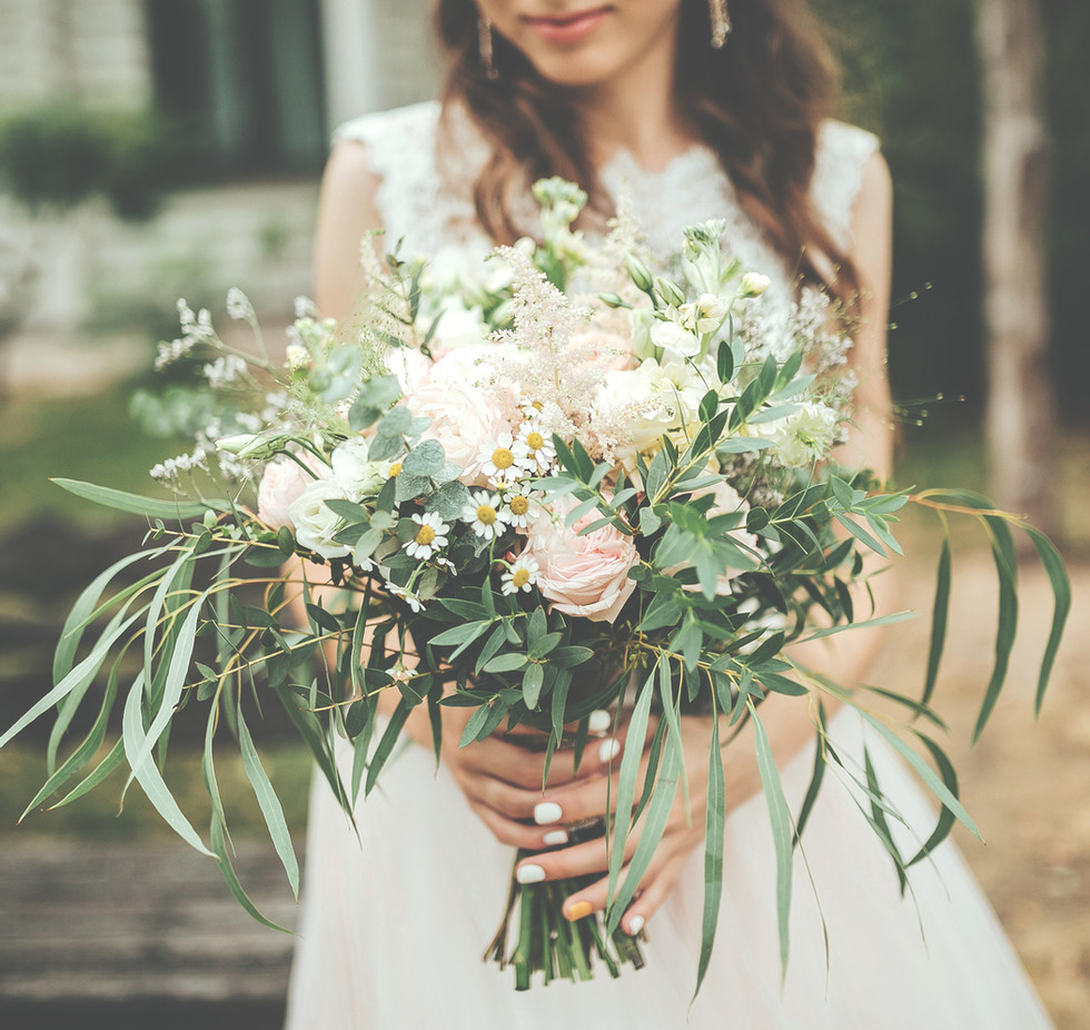 Bridal Flowers Rustic