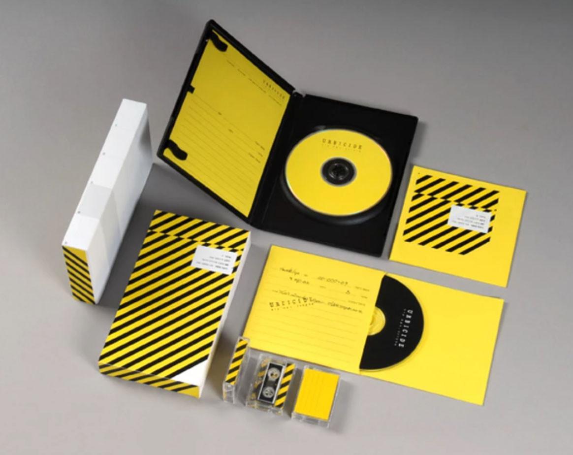 Capitol Brand disc design