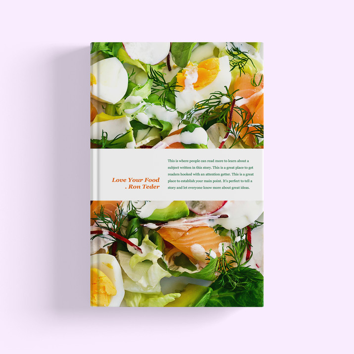 Love Your Food diet book