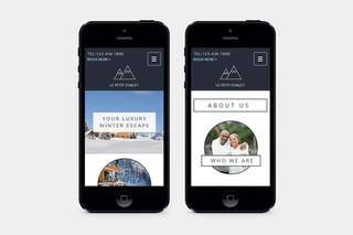 Ski Resort Website
