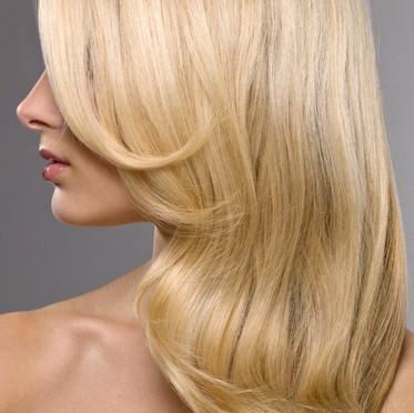 gouden blondtinten