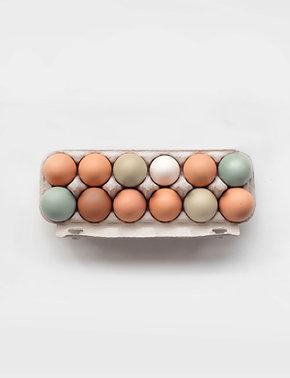 12 Pastured Eggs