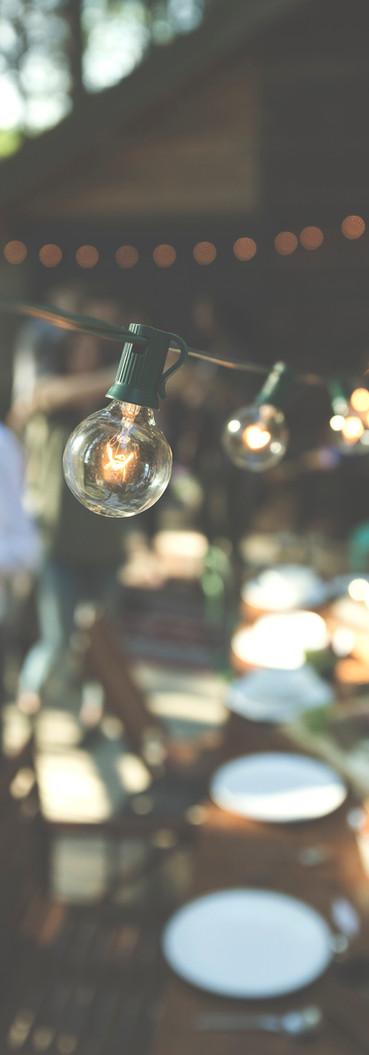 String Lighting by UltraStar Events
