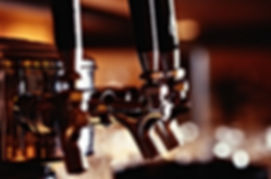 Beer on tap at Santa Maria BBQ shack