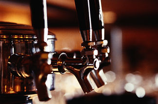 Beer Taps at Brick 46