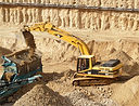 Site work digging