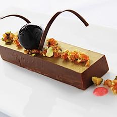 Golden Pistachio Chocolate Bar