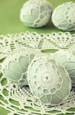 Crochet Centerpiece