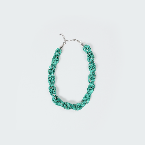 BEEDED NECKLACE