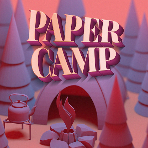 Paper Camp - 12pm Showtime