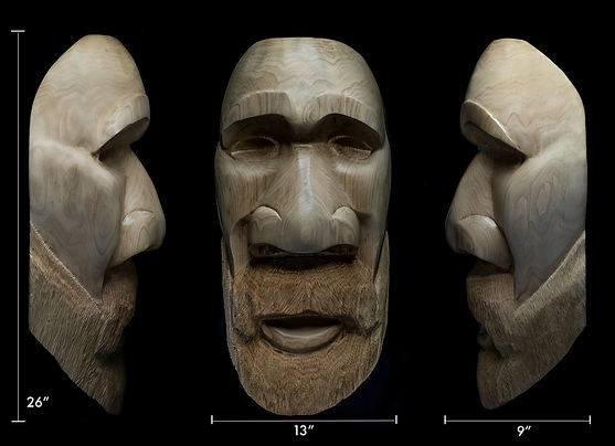 Vili Mask Full - Timothy 'Bjorn' Jones -