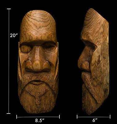 Odin Mask Combined - Timothy 'Bjorn' Jon