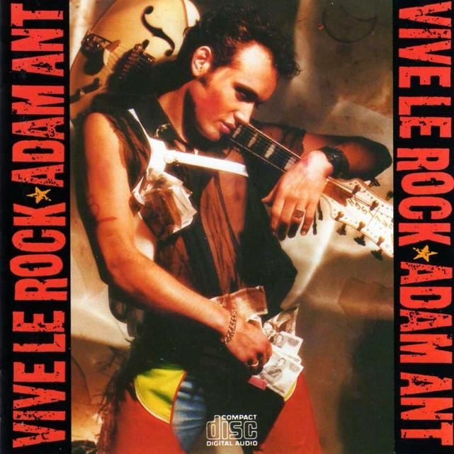 adam ant, vive le rock, 1985