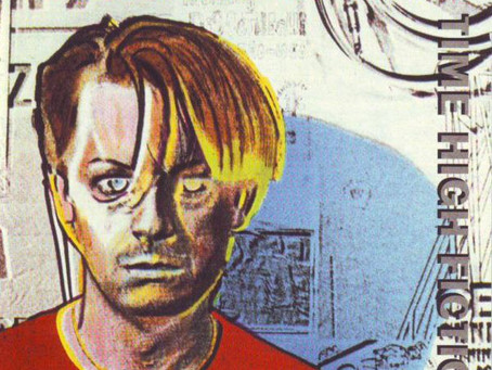 Richard H. Kirk – Time High Fiction (1983)