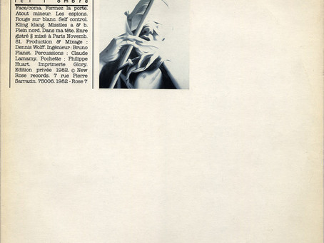 Charles de Goal - Ici l'Ombre (1982)