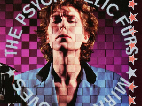 the Psychedelic Furs - Mirror Moves (1984)