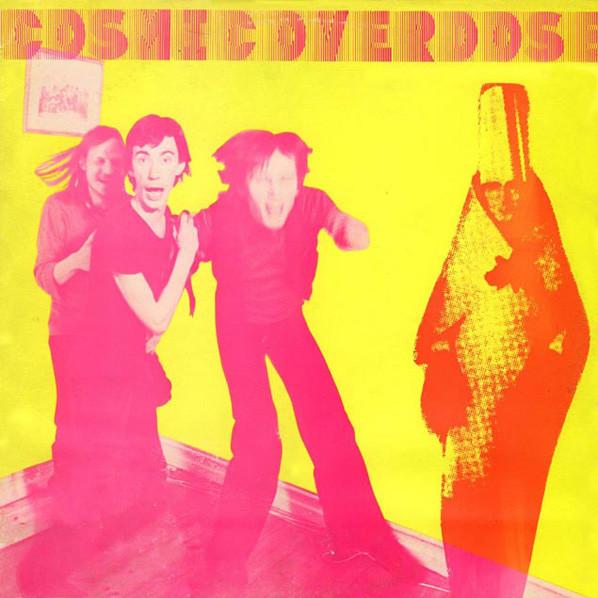 Cosmic Overdose, Dada Koko, 1980
