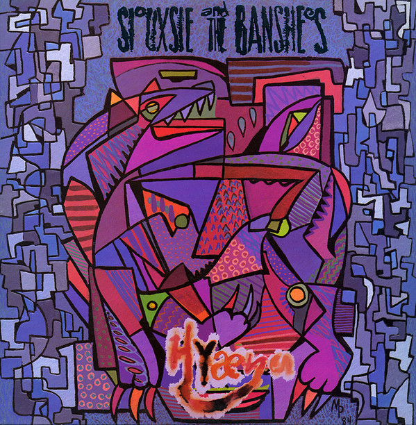 siouxsie and the banshees, hyaena, 1984