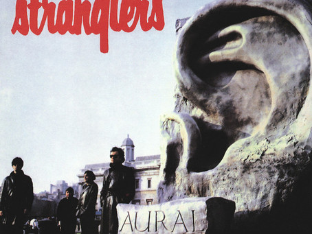 the Stranglers - Aural Sculpture (1984)