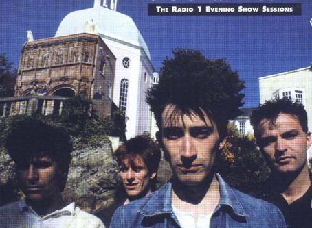 the Chameleons - the Radio 1 Evening Show Sessions (1993)