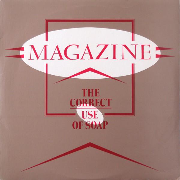 magazine, the correct use of soap, 1980