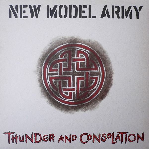 new model army, thunder and consolation, 1989