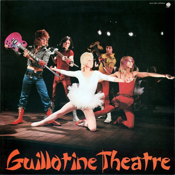 Cuddly Toys, Guillotine Theatre, 1979