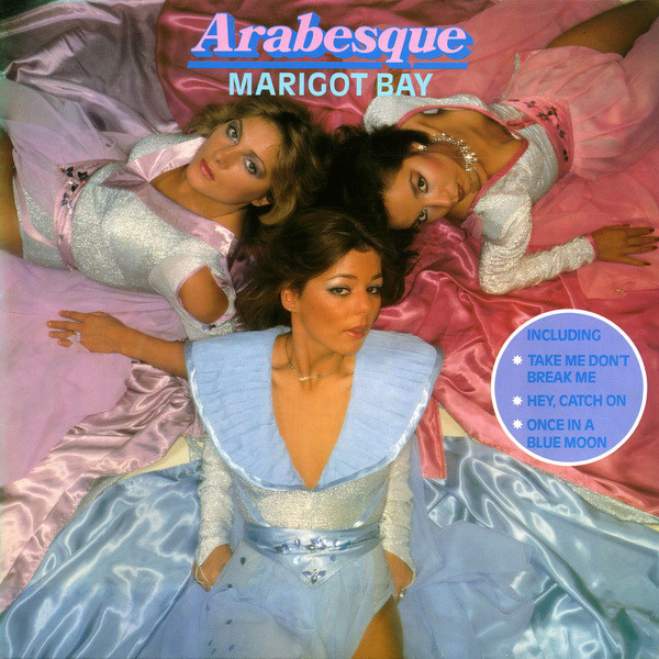 Arabesque, III, Marigot Bay, 1980