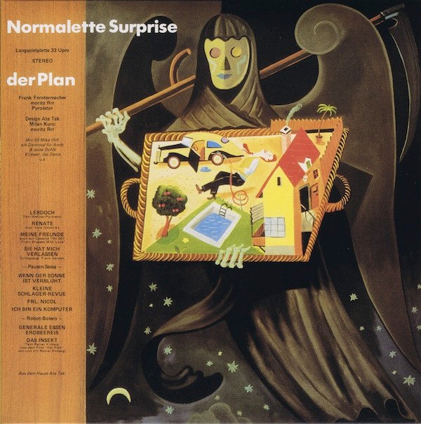 der plan, normalette surprise, 1981