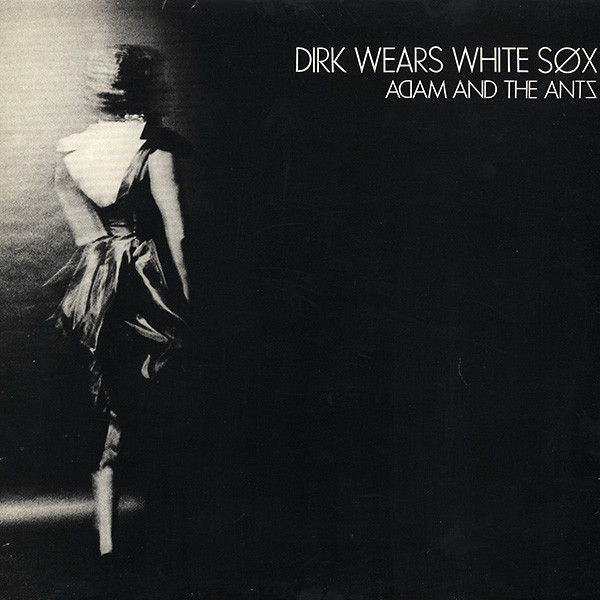adam and the ants, dirk wears white sox, 1979