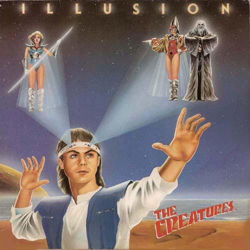 the Creatures, Illusion, 1985