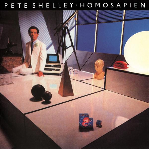 pete shelley, homosapien, 1981