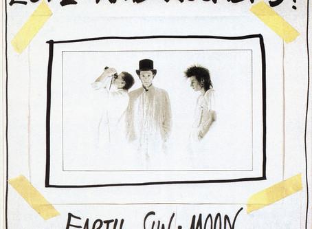 Love and Rockets - Earth•Sun•Moon (1987)