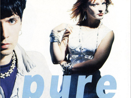 the Primitives - Pure (1989)