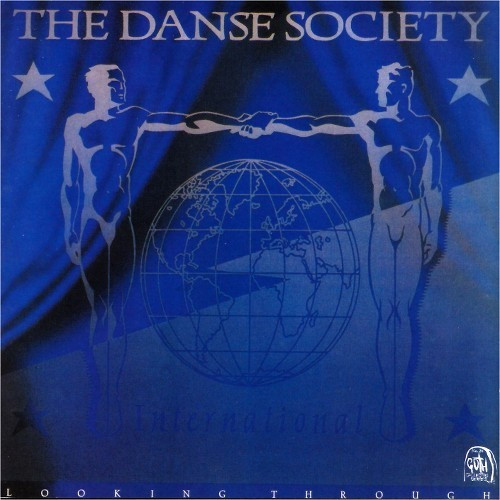 the danse society, looking through, 1986