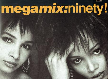 Mel & Kim - Megamix:Ninety! (1990)