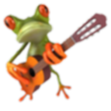frog,80sonspeed,guitar,80's on speed,