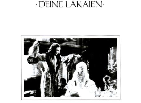 Deine Lakaien - Deine Lakaien (1986)