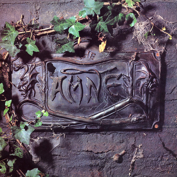 the damned, the black album, 1980