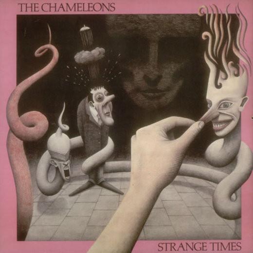 the Chameleons, Strange Times, 1986