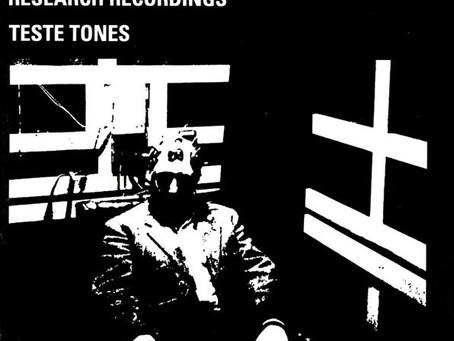 the Anti Group - M.R.R. 2 'Teste Tones' (1988)