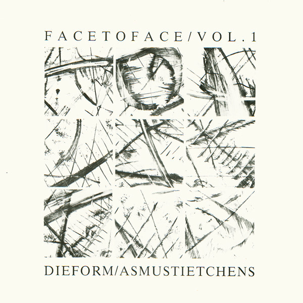 Die Form & Asmus Tietchens, Face to Face Vol. 1, 1988