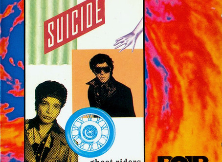 Suicide - Ghost Riders (1986)