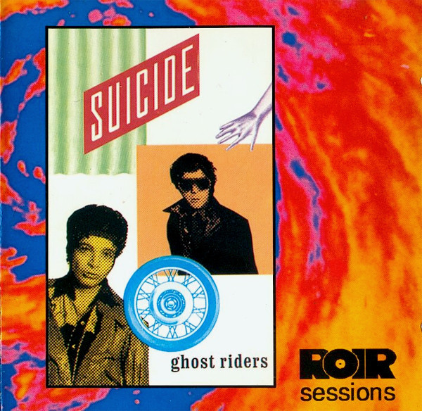 Suicide, Ghost Riders, 1986