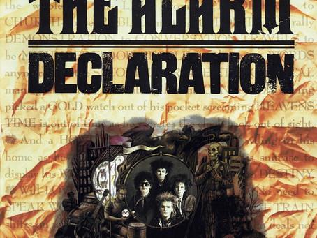 the Alarm - Declaration (1984)