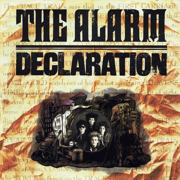 the Alarm, Declaration, 1984