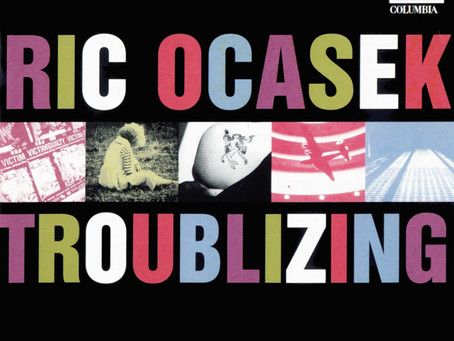 Ric Ocasek - Troublizing (1997)