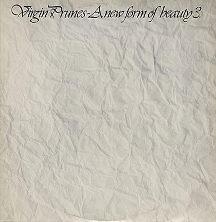 virgin prunes, a new form of beauty 3, 1981