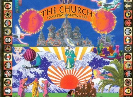 the Church - Sometime Anywhere (1994)