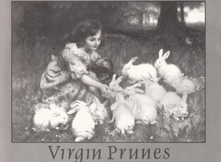 Virgin Prunes - Twenty Tens 7'' (1980)
